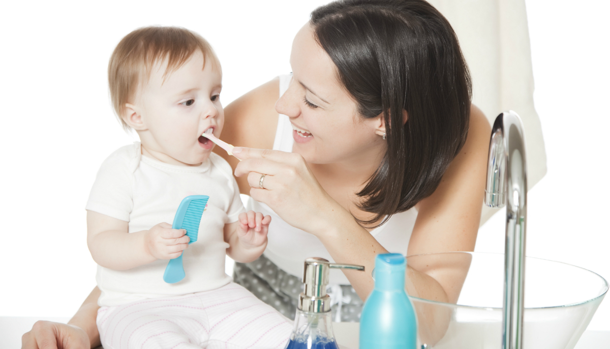 The Dos And Donts Of Caring For Your Babys Teeth