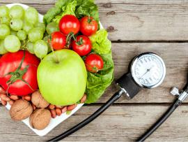Many natural foods can help you get your blood pressure down.
