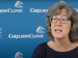Dorothy Garner, MD, Carilion Clinic interim chief of Infectious Diseases