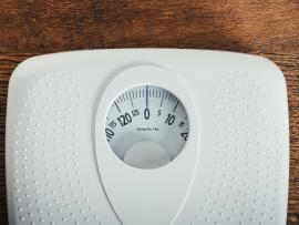 weight loss scale diet