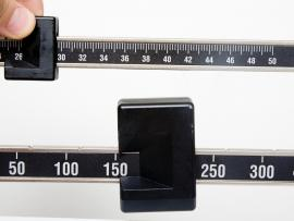 scale measuring weight