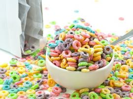 unhealthy breakfast cereal sugary carbohydrates