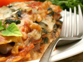 veggie vegetable lasagna